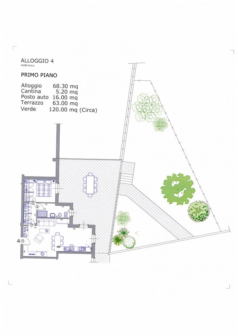 Nuovo appartamento in centro storico - Slideshow 2